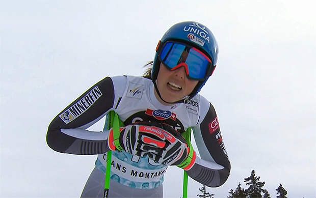 Petra Vlhová will Lara Gut-Behrami im Gesamtweltcup wieder näher kommen.