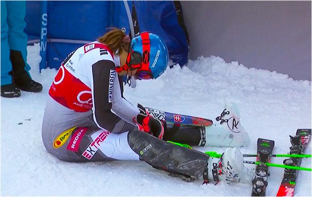 Petra Vlhova: Erschöpft, aber am Ziel ihrer sportlichen Träume