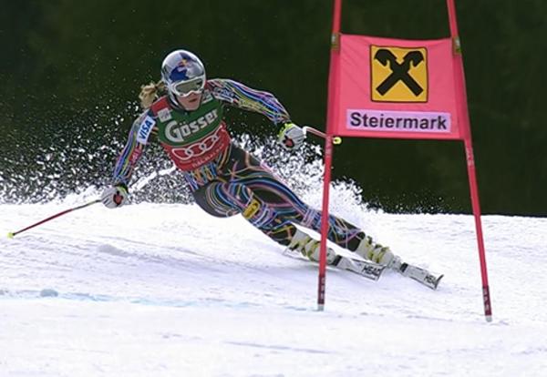 Lindsey Vonn auch beim Weltcupfinale Top Favoritin