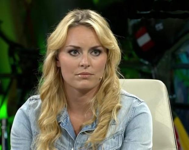 Lindsey Vonn bei Servus TV