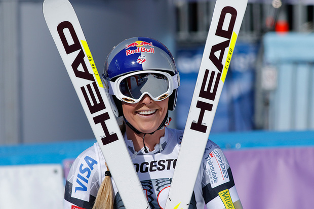 © HEAD / Lindsey Vonn (USA)