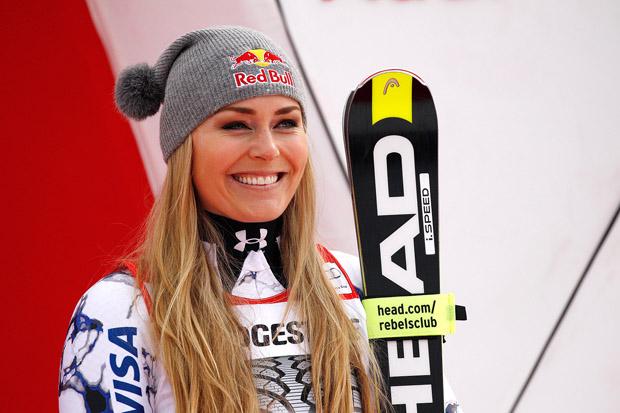 """© HEAD / Eurosport kooperiert mit Wintersport-Ikone Lindsey Vonn und launcht TV-Serie """"Chasing History"""""""