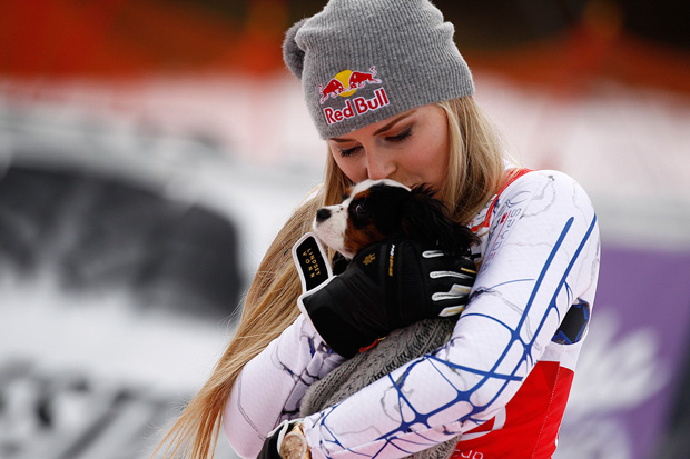 "© HEAD / Lindsey Vonn: Mehr als nur ""strong and beautiful"""