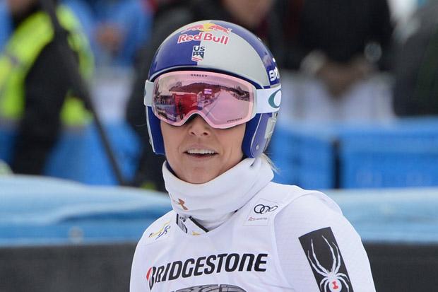 © Ch. Einecke (CEPIX) / Lindsey Vonn feiert 80. Weltcupsieg bei Sprintabfahrt in Garmisch-Partenkirchen