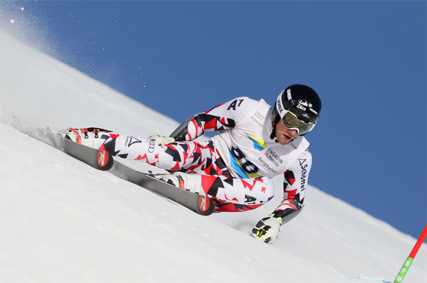 Magnus Walch gelingt mit Sieg im FIS-Riesentorlauf von Coronet Peak ein Saisonauftakt nach Maß (Foto: Markus Walch / privat)