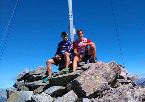 """Markus Walch: """"Berge sind meine Kraftquelle"""" (Foto: Markus Walch / privat)"""