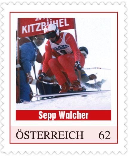 Sepp Walcher, Quelle: Österreichische Post AG
