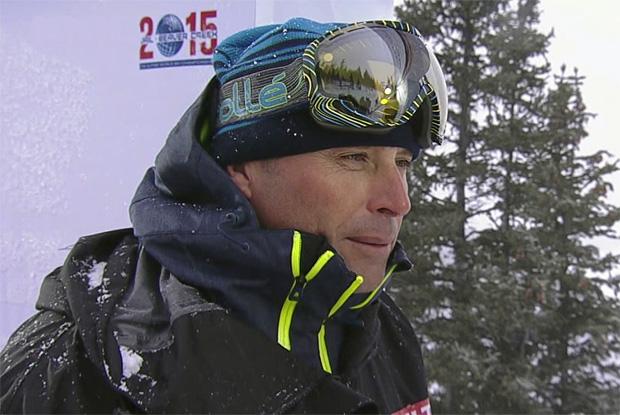 FIS Renndirektor Markus Waldner