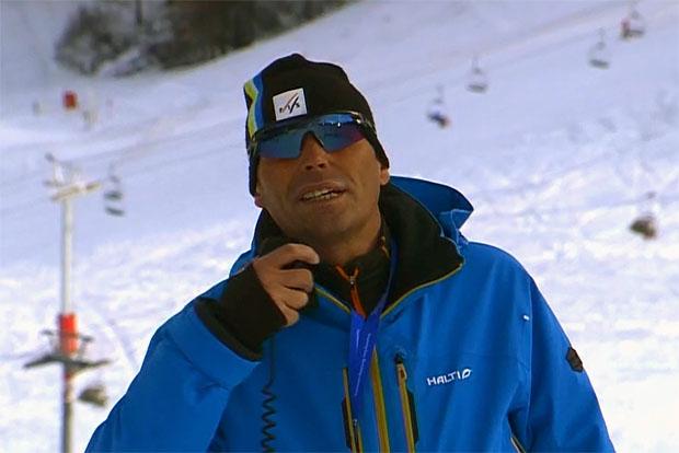 FIS-Renndirektor Markus Waldner