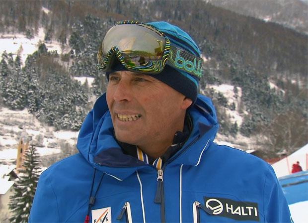 FIS-Renndirektor Markus Waldner ist für Kritiken nach der Saison zu haben