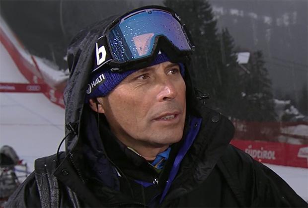 FIS Renndirektor Markus Waldner beunruhigt die lange Liste der Kreuzbandriss-Opfer