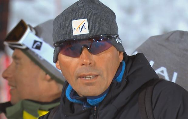 Verkündet FIS Renndirektor Markus Waldner heute den Austragungsort der Ersatzrennen für Yanqing?
