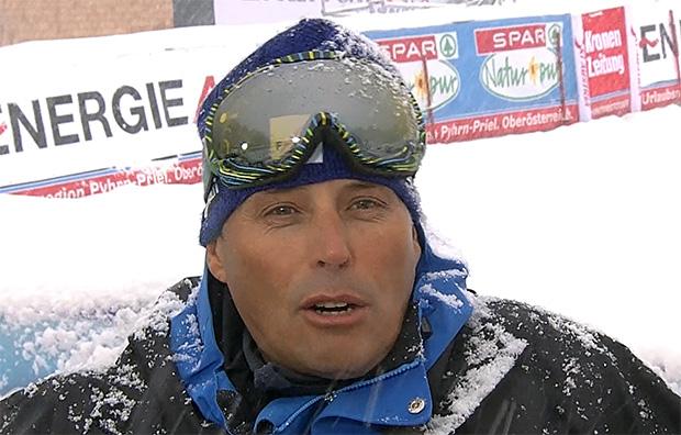"""FIS Renndirektor Markus Waldner: """"Jetzt geht es hauptsächlich um den Sport."""""""