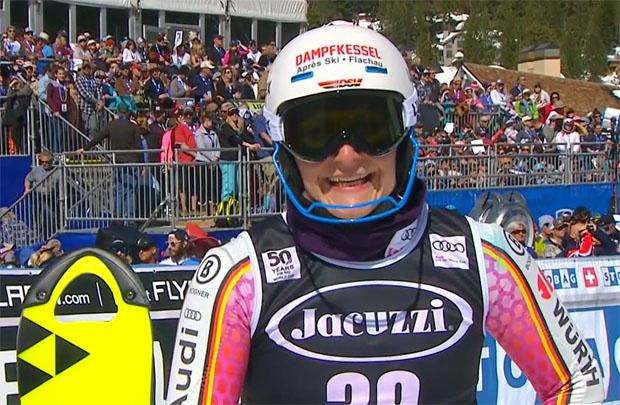 Marina Wallner schafft mit Laufbestzeit im 2. Durchgang den Sprung ins Weltcup-Finale in Aspen