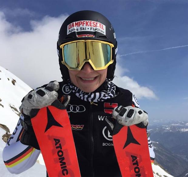 DSV-Rennläuferin Marina Wallner wechselt von Fischer Ski zu Atomic (Foto: Marina Wallner / privat)