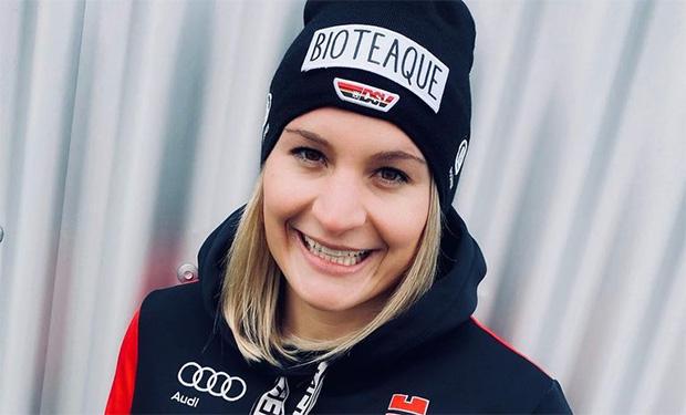Marina Wallner hat ein Ziel: Die Ski-WM-Teilnahme 2021 (Foto: © Marina Wallner / instagram)