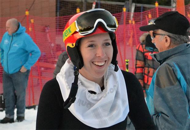 ©  skiinternat-oberstdorf.de / Sieg für Kira Weidle bei EC-Abfahrt in Zauchensee