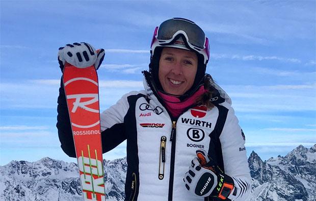"""Kira Weidle im Skiweltcup.TV-Interview: """"Noch ist Olympia nur ein Traum für mich"""" (Foto: Kira Weidle / Privat)"""