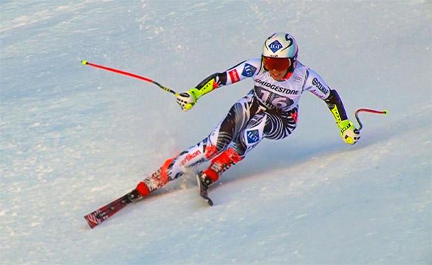 Weirather gewinnt - Tippler beste Österreicherin
