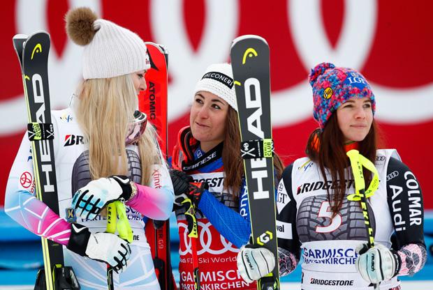 © Archivio FISI / Finaler Showdown beim Abfahrts-Weltcupfinale 2018: Vonn, Goggia, oder Weirather?