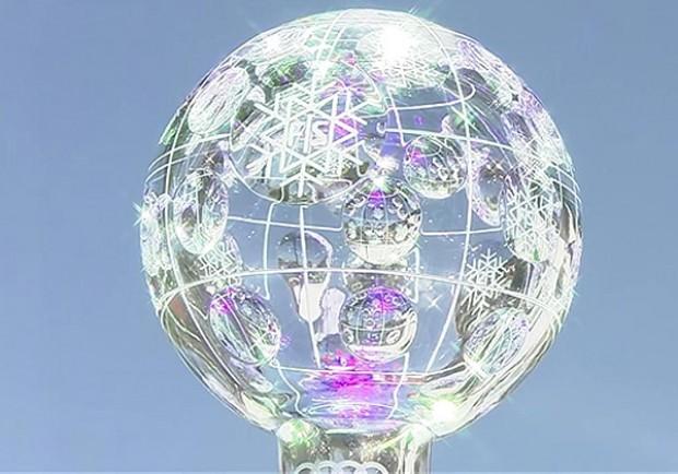 Das Objekt der Begierde: Die Skiweltcup-Kugel