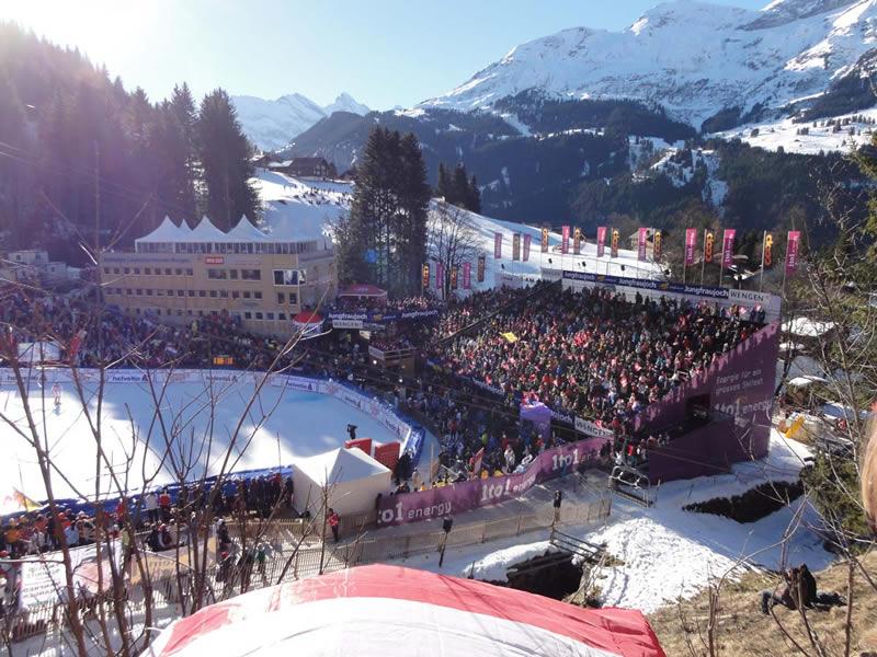 © Lauberhorn.ch / LIVE: Slalom der Herren in Wengen, Vorbericht, Startliste und Liveticker
