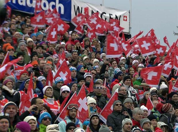 Zahlenspiele zur 88. Auflage der Lauberhorn-Rennen