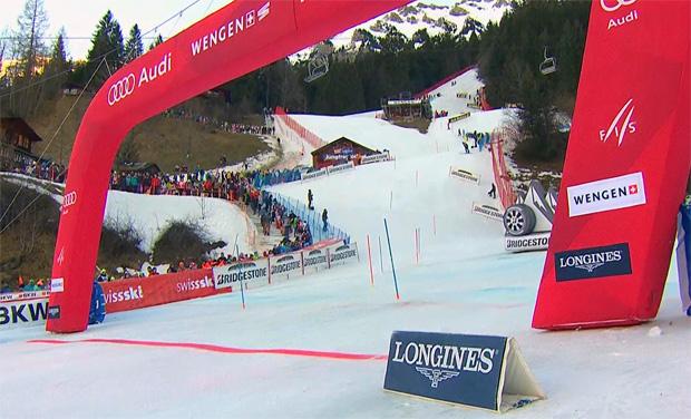 Jetzt ist es fix: FIS sagt Lauberhornrennen 2021 ab