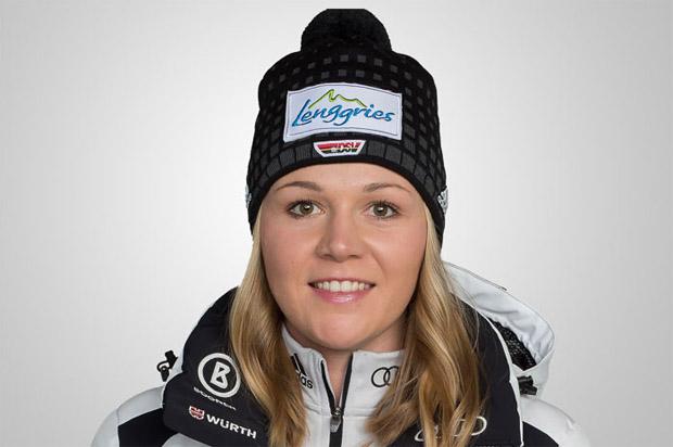 Die deutsche Abfahrtsmeisterin 2018 heißt Michaela Wenig (Foto: DSV)
