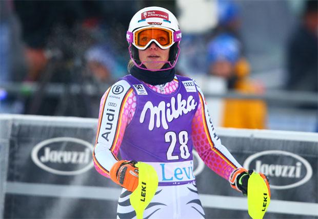 © Kraft Foods / Maren Wiesler gewinnt 2. Europacup-Slalom in Trysil