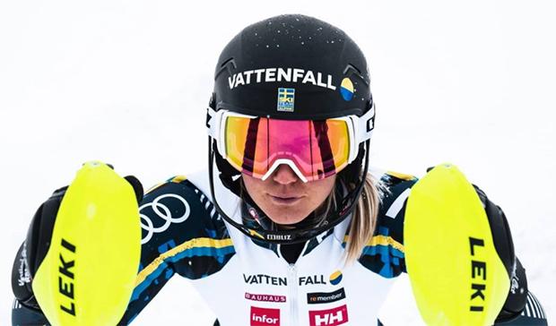 Wenn die Top-7 locken, will Emelie Wikström bereit sein (Foto: © skiteamswedenalpine / Instagram)