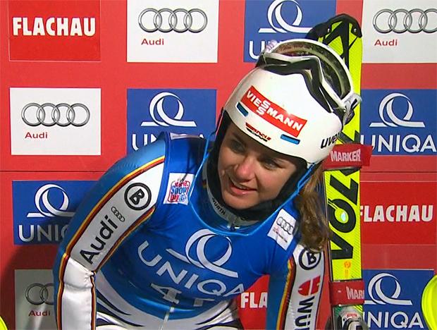 Elisabeth Willibald ist als Junioren-Weltmeisterin beim Weltcupfinale in St. Moritz am Start.