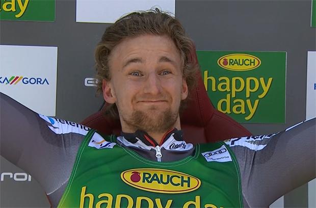 Rasmus Windingstad freut sich über norwegisches Kombi-Gold