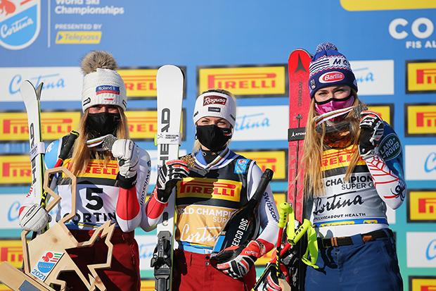 Ski WM 2021 / HEAD News: WM-Gold für Lara Gut-Behrami und Vincent Kriechmayr (Foto: © HEAD/GEPA pictures/Thomas Bachun)