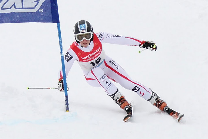 © Gerwig Löffelholz / Stefanie Wopfner gewinnt FIS Riesenslalom auf dem Oberjoch