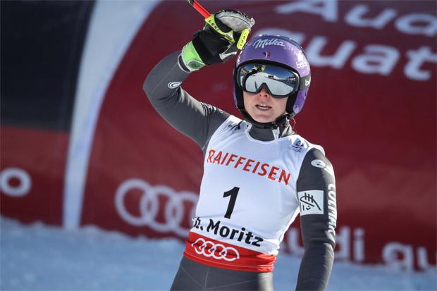 © Kraft Foods / Riesentorlauf-WM-Gold geht an Tessa Worley aus Frankreich