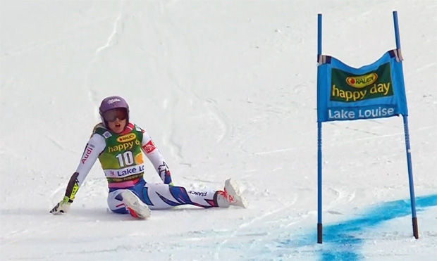 Tessa Worley verzichtet auf Start in St. Moritz