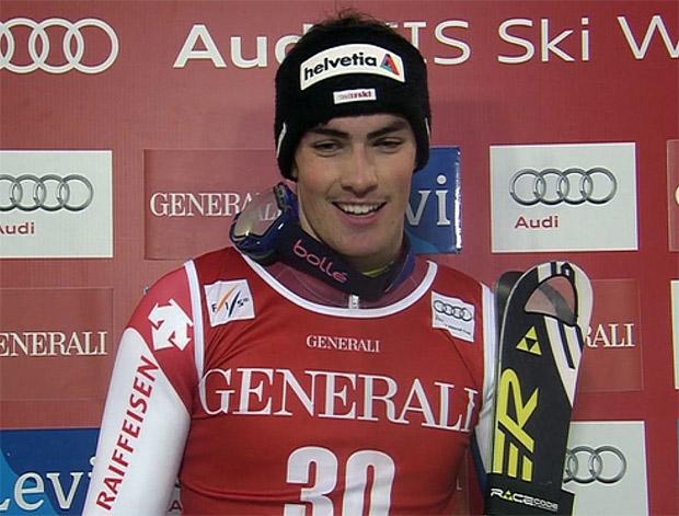 Sieg für Daniel Yule beim EC-Nachttorlauf in Chamonix
