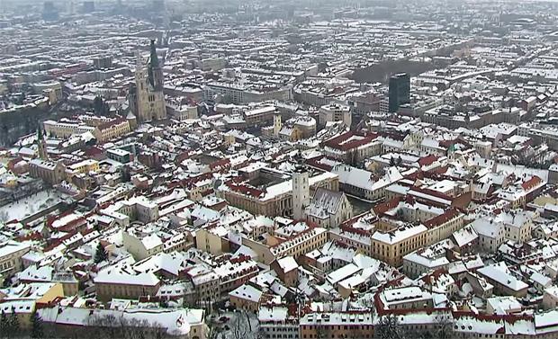 Kleiner geografischer Exkurs: Wo liegt Zagreb/Agram?