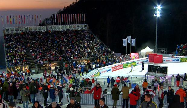 Lettland, Weissrussland und Serbien freuen sich in Zagreb über Weltcuppunkte