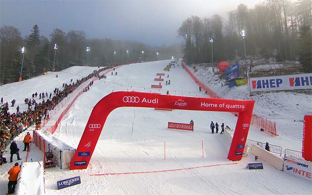 FIS gibt grünes Licht für Slalom Rennen in Zagreb