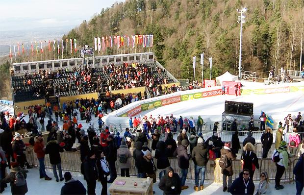 Die Vorbereitungen in Zagreb und auf dem Bärenberg laufen auf Hochtouren.