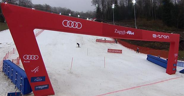 LIVE: Slalom der Herren in Zagreb 2021 - Vorbericht, Startliste und Liveticker - Startzeit 12.15 Uhr / 15.30 Uhr