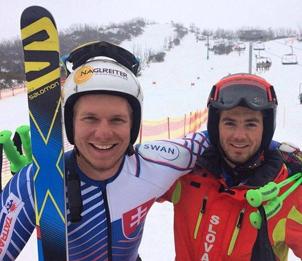 Adam und Andreas Zampa (Foto: Adam Zampa / facebook)