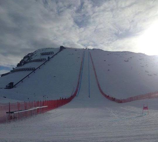 © ÖSV Ladies Skiteam Austria / Startrampe Altenmarkt Zauchensee
