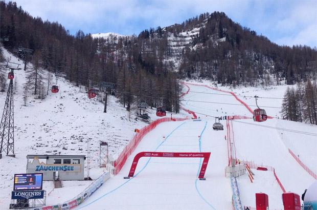 © Skiweltcup Zauchensee / LIVE: 2. Abfahrtstraining der Damen in Zauchensee, Vorbericht, Startliste und Liveticker