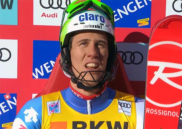 Der Schweizer Slalommeister 2018 heißt Ramon Zenhäusern