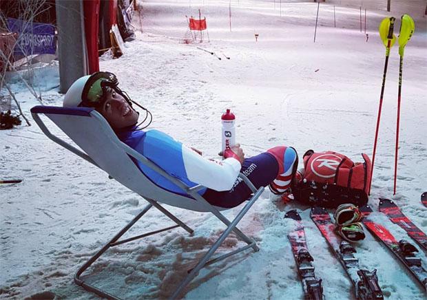 Ramon Zenhäusern: Ein freier Kopf ist nicht immer gut (Foto: Ramon Zenhäusern / instagram)