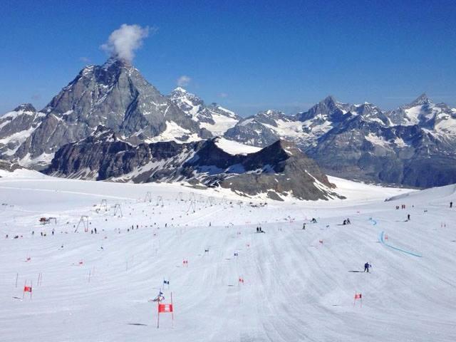 © Swiss Alpin Ski Team / Zermatt Matterhorn