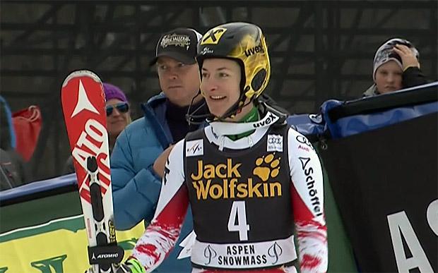 Kathrin Zettel hat ihr WM-Riesenslalomticket so gut wie sicher